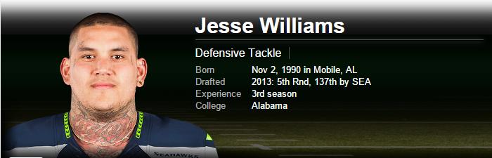 Jesse Williams