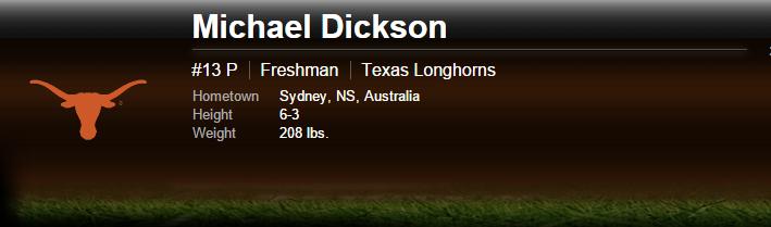 Michael Dickson