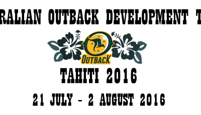 Gridiron Australia - Tahiti Development Trip