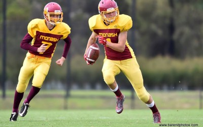 Junior Monash Warriors - Gridiron Victoria