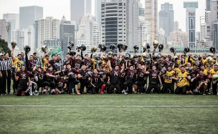 WA Raiders vs South China All Stars