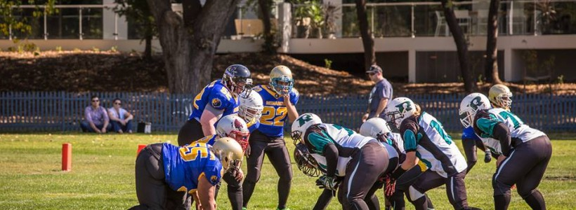 2016 ACT Gridiron vs NSW Coyotes