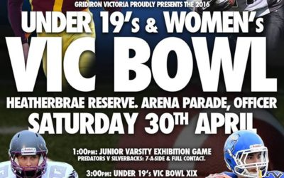 Under 19 and Womens VIC BOWL