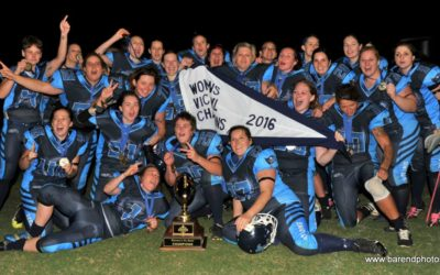 Geelong Buccaneers Womens VIC BOWL Champs